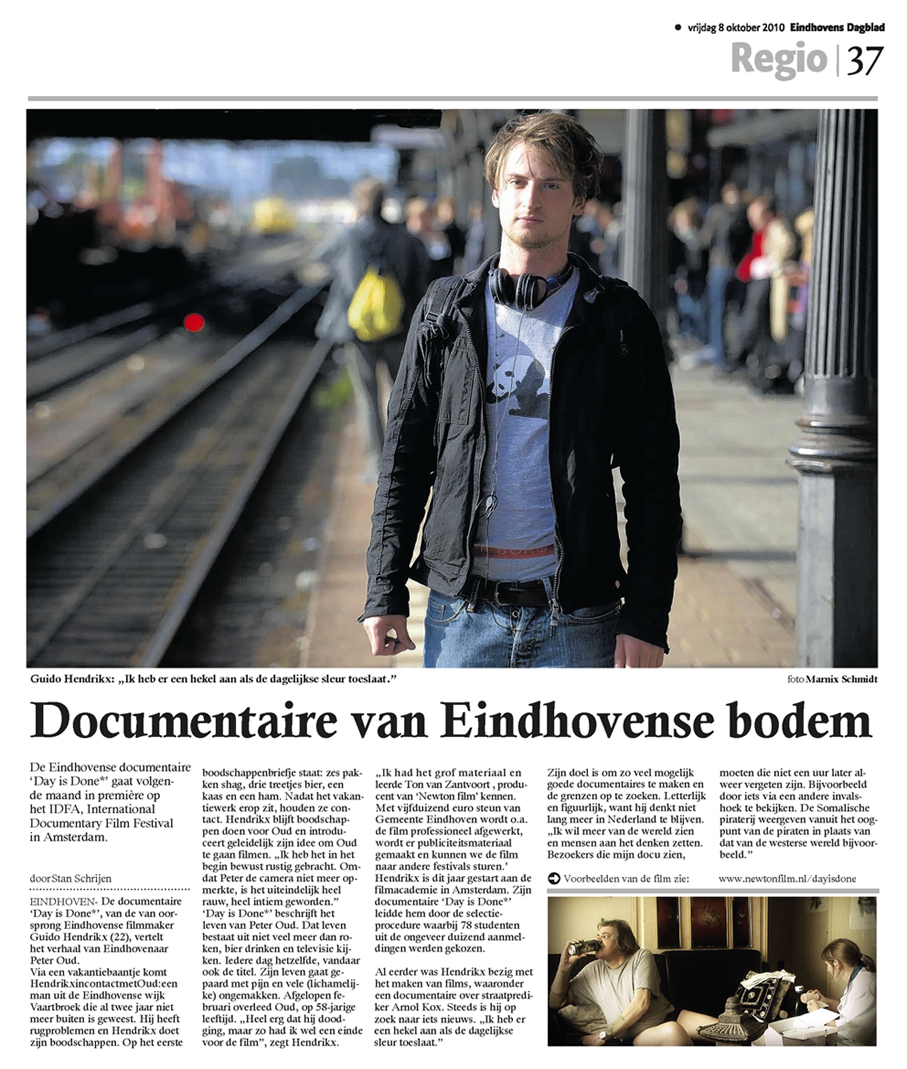 Day-is-Done-Eindhovens-dagblad-oktober-2010-IDFA-NEWTON-film